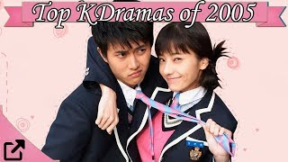 Video Top 10 Korean Dramas of 2005 (All The Time) download MP3, 3GP, MP4, WEBM, AVI, FLV Februari 2018