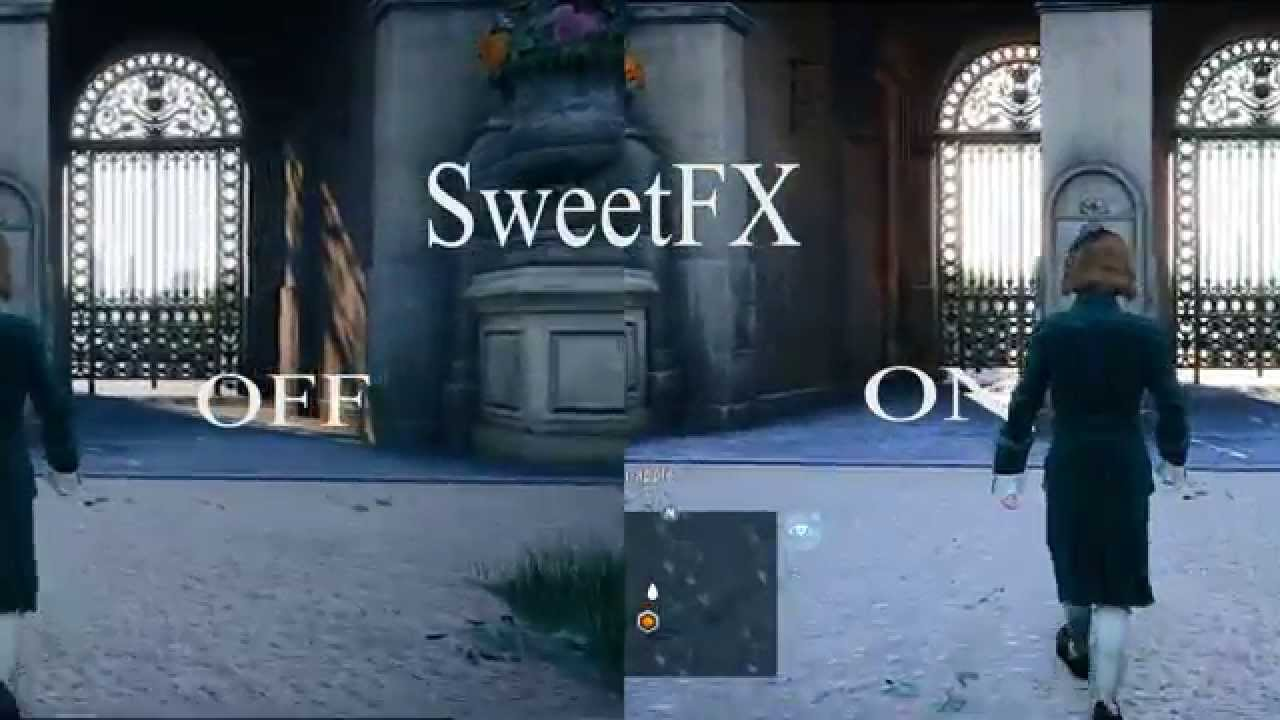 SweetFX enabled in - Assassin's Creed Unity - gameplay PC [ Improved ... SweetFX enabled in - Assassin's Creed Unity - gameplay PC [ Improved  graphics mod ] Windows 8.1 - YouTube