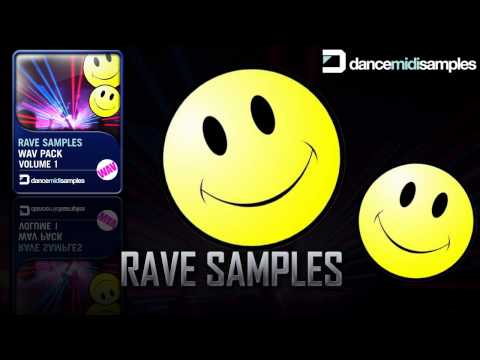 DMS Rave Samples - Stabs, Synths & Hits for producers!