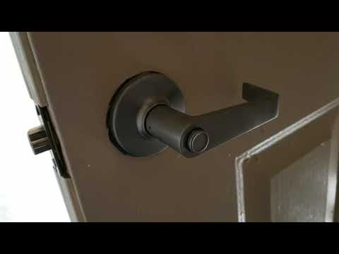 How to Replace Door Knob With No Screw?! EASY!