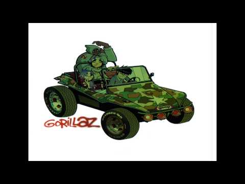 Gorillaz - 19-2000 Soulchild Remix [HQ]