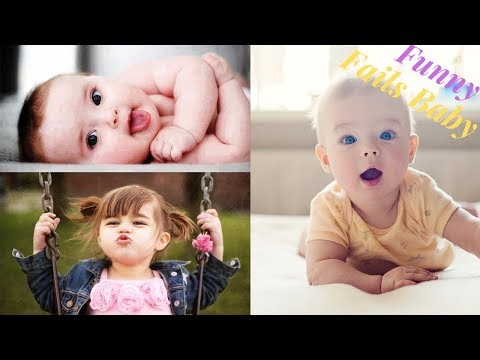 Funny Fails Baby - Funniest Upset Babies - Funny Fails Baby Video #3