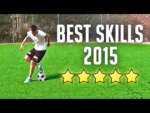 The Most Amazing Football Tricks & Skills 2015
