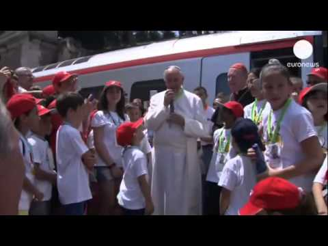 Pope Francis toughens laws on child abuse