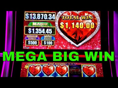 Lock It Link Slot Machine Bonus ★MASSIVE WIN★,Better Than ★HANDPAY JACKPOT★ $1500 Live Play