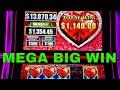 Lock It Link Slot Machine Bonus ★MASSIVE WIN★,Better Than ★HANDPAY JACKPOT★ $1500 Live Play
