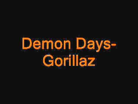 Don't Get Lost In Heaven  Demon Days Gorillaz