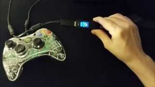 cronusmax plus how to use wired xbox 360 controller on ps4