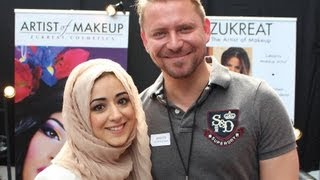 IMATS LONDON 2013 Artist of Makeup Launch - WAYNE GOSS!! Thumbnail