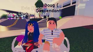 Roblox Descendants 3 SlideShow
