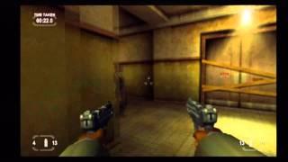 TimeSplitters: Future Perfect (PS2) Glimpse of Stocking 1:10.9