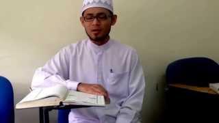 Tarannum Bayati Dalam Surah Al-Waqiah By: Mohd Zakiuddin Hanafi