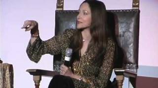 "OLIVIA HUSSEY INTERVIEWED  @ ""ROMEO & JULIET"" TRIBUTE, S.F."