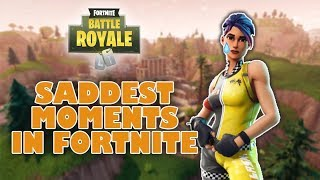 The SADDEST Moments In Fortnite DUOS!