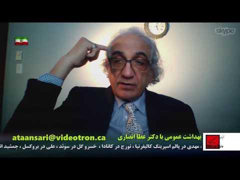 دکتر عطا انصاری با اطلاع از تحقیقات علمی و پزشکی به موضوع پریشانخوانی کودکان  میپردازد