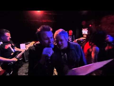 Zeb singing Give Me Fire (karaoke)