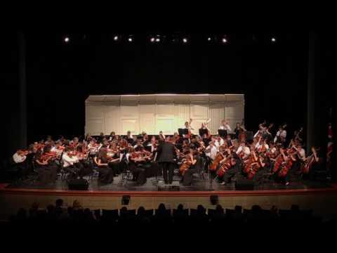 "Pickerington High School North Orchestra - ""Pirates of the Caribbean"""