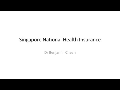 Singapore National Health Insurance