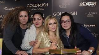 Paris Hilton Gold Rush Tour Mexico 2016