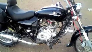 bajaj avenger 220 dts-i ... modifications