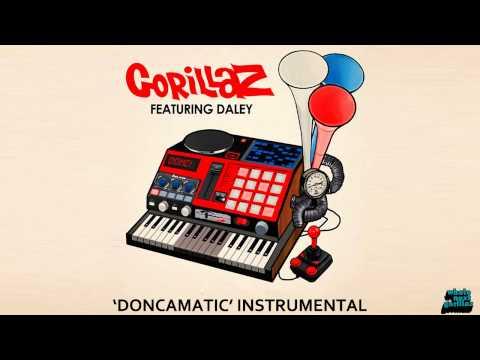 Gorillaz - Doncamatic (Instrumental)