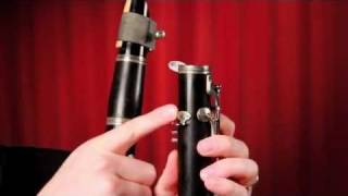 How to Put Together a Clarinet