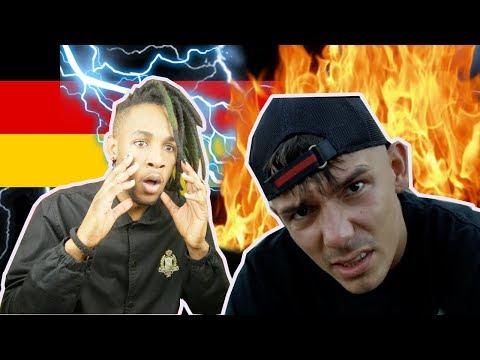CAPITAL BRA - BERLIN LEBT(PROD.BY THE CRATEZ) REACTION!!