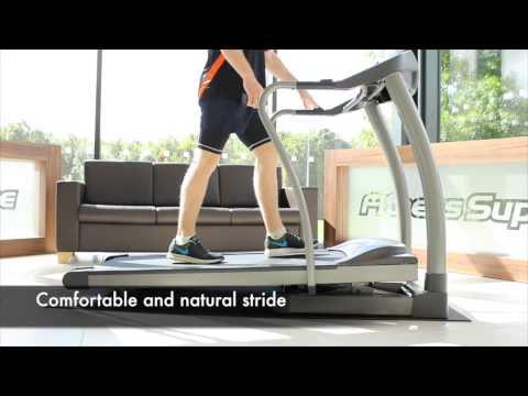 Horizon t4000 premier folding treadmill hotrt4000 youtube.