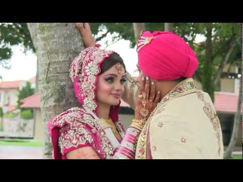 Sikh Wedding Highlights - Arvin & Sheema