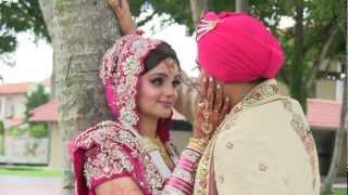 Sikh Wedding Highlights - Arvin & Sheema
