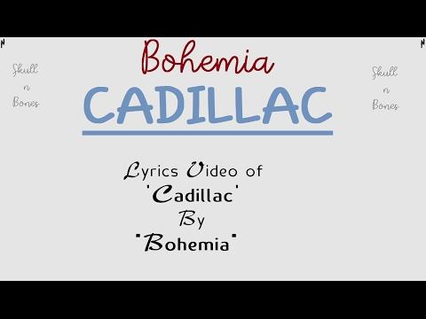 "BOHEMIA - Lyrics Video of Song 'Cadillac' By ""Bohemia"""