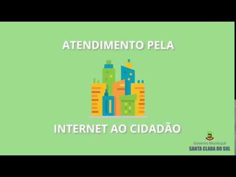 Plataforma online facilita atendimento ao cidadão