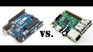 Arduino vs Raspberry pi (Hindi)