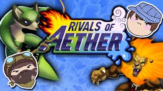 Rivals of Aether - Steam Train