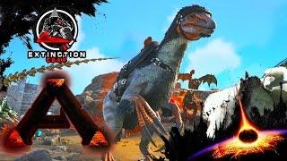 MODDED ARK: Extinction Core :: Ep 27 :: ALPHA THERIZINO & BROODMOTHER!