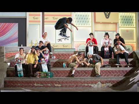 A Day At The Berrics With Powell Peralta