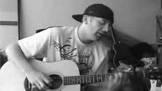 Old Blue Chair - Kenny Chesney Cover