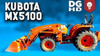Everything You Need to Know About a Kubota MX5100