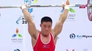 2014 World Weightlifting Championships, Men 62 kg \ Тяжелая Атлетика. Чемпионат Мира