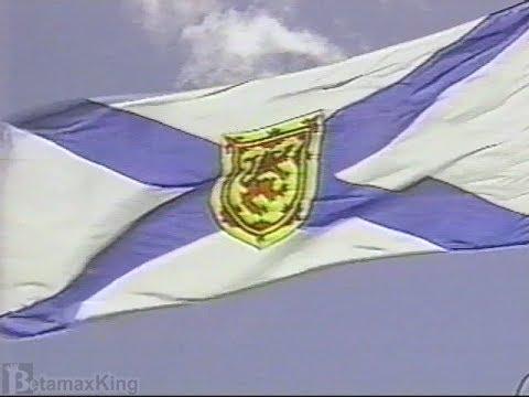 Nova Scotia - Maritime Memories VHS 1980's