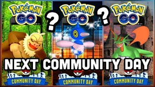 POSSIBLE NEXT COMMUNITY DAY IN POKEMON GO | SHINY SLAKING SALAMENCE PORYGON Z & MORE