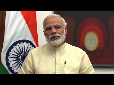 A message from the Hon'ble Prime Minister on the 2nd International Yoga Day
