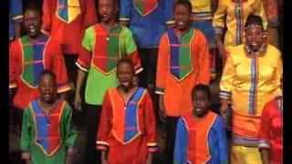 Mzansi Youth Choir   Sanibonani Clip8