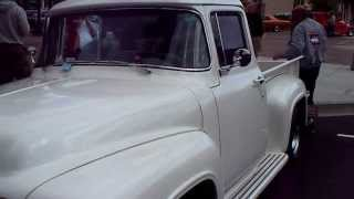 Awesome 1956 Ford F100 Pickup at Cruisin
