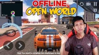 GAME INI KURANG APA COBA ? GAME OFFLINE OPEN WORLD RACING !
