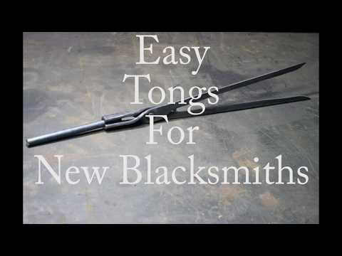 Easy Tongs for Beginners