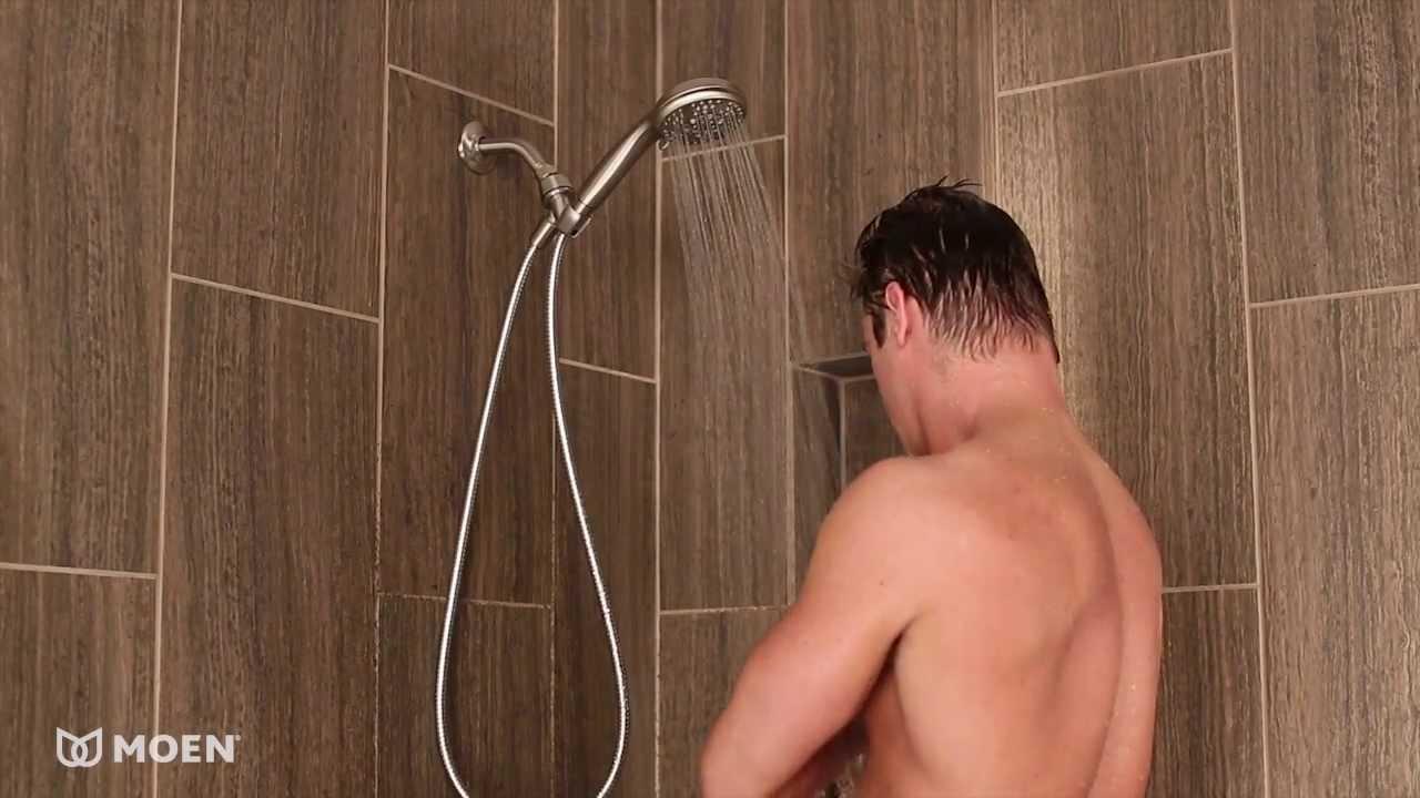 Danika™ Tub/Shower with5-Setting Handheld Shower   Moen Features ...