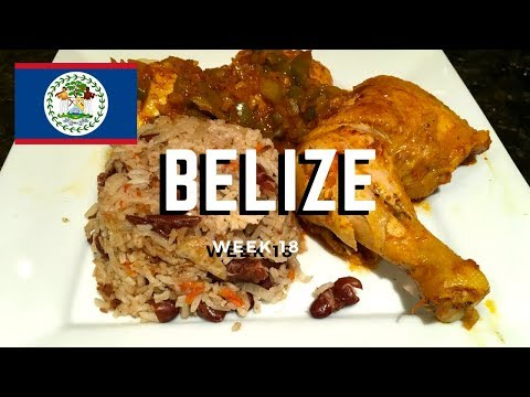 Second Spin, Country 18: Belize [International Food]