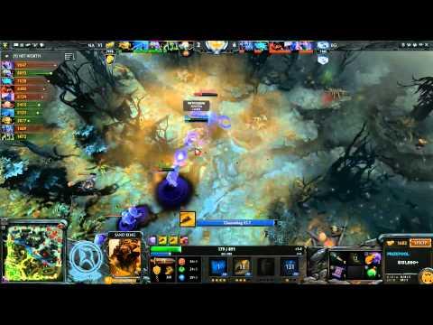 EG vs Na'Vi - Summit LAN - LB - Semi Finals - G1
