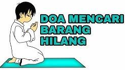 Doa Mencari Barang Hilang
